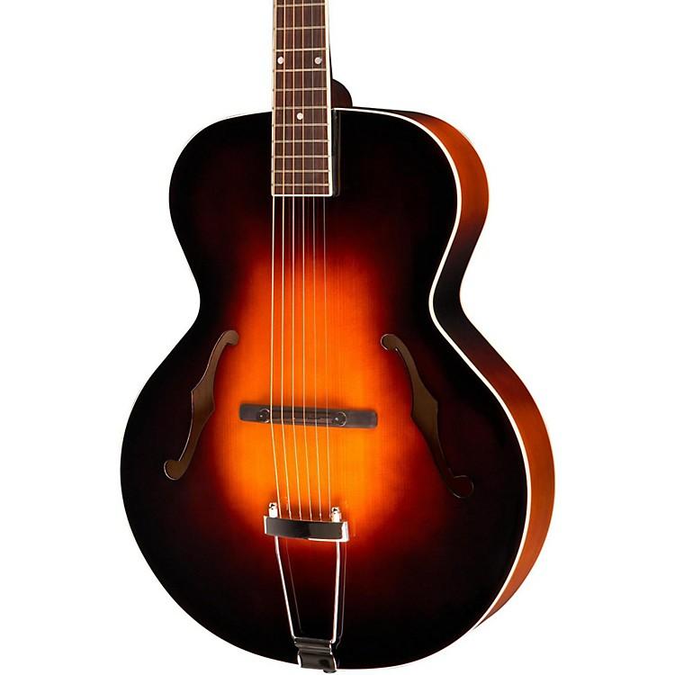 The LoarLH-300 Archtop Acoustic GuitarSunburst