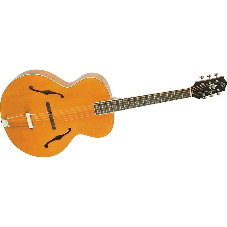 The LoarLH-600 Archtop Acoustic GuitarVintage Sunburst