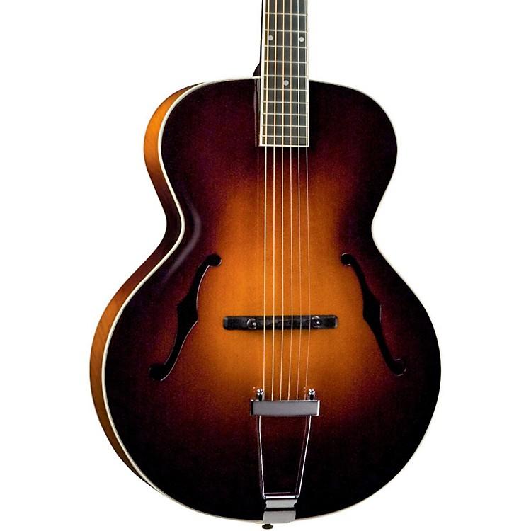 The LoarLH-700 Archtop Acoustic GuitarVintage Sunburst