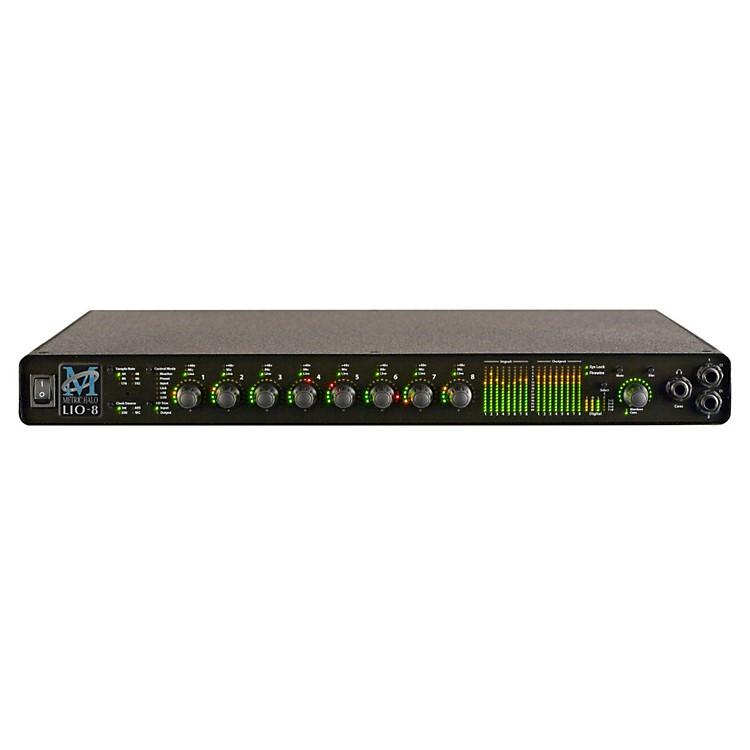 METRIC HALOLIO-8 Line-level Digital Audio Processor +DSP