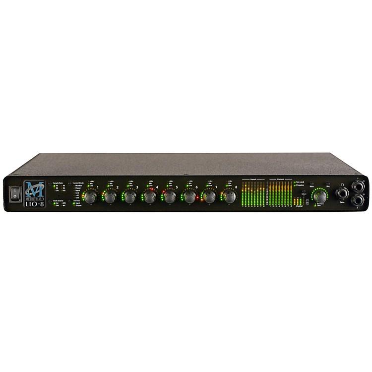 METRIC HALOLIO-8 Line-level Digital Audio Processor w/8 Preamp