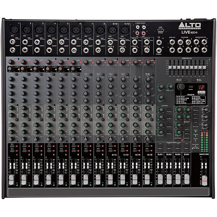 AltoLIVE 1604 16-Channel 4-Bus Mixer