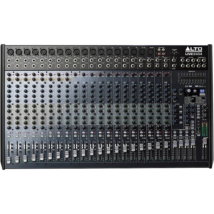 AltoLIVE 2404 24-Channel 4-Bus Mixer