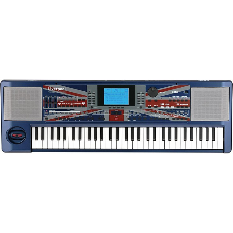 Korg LIVERPOOL Professional Arranger Keyboard  888365692562