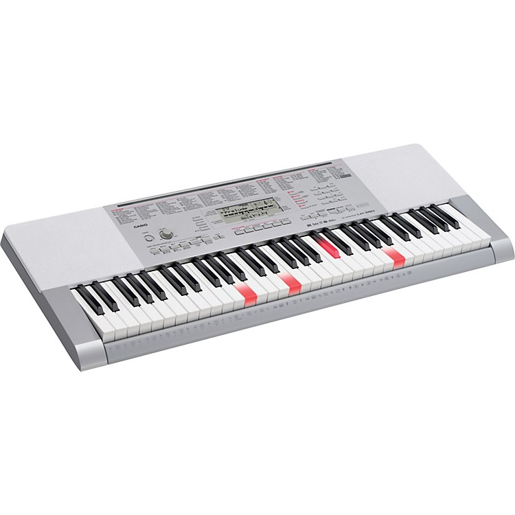 casio lk 280 61 lighted key educational portable keyboard music123. Black Bedroom Furniture Sets. Home Design Ideas