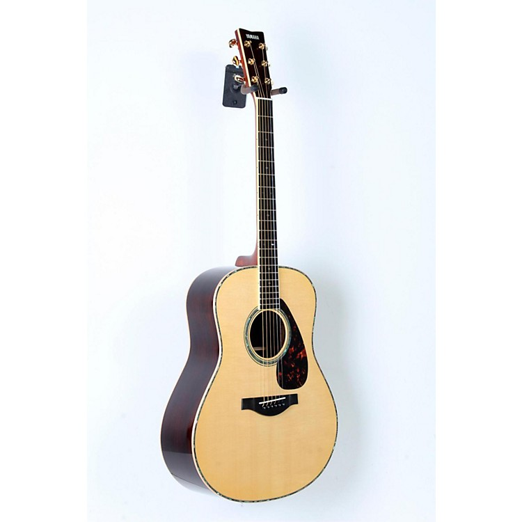 Yamaha LL16RD L Series Solid Rosewood/Spruce Dreadnought Acoustic-Electric Guitar Natural 888365803715