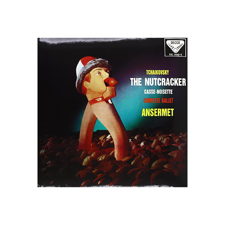 AllianceL'Orchestre de la Suisse Romande - Nutcracker