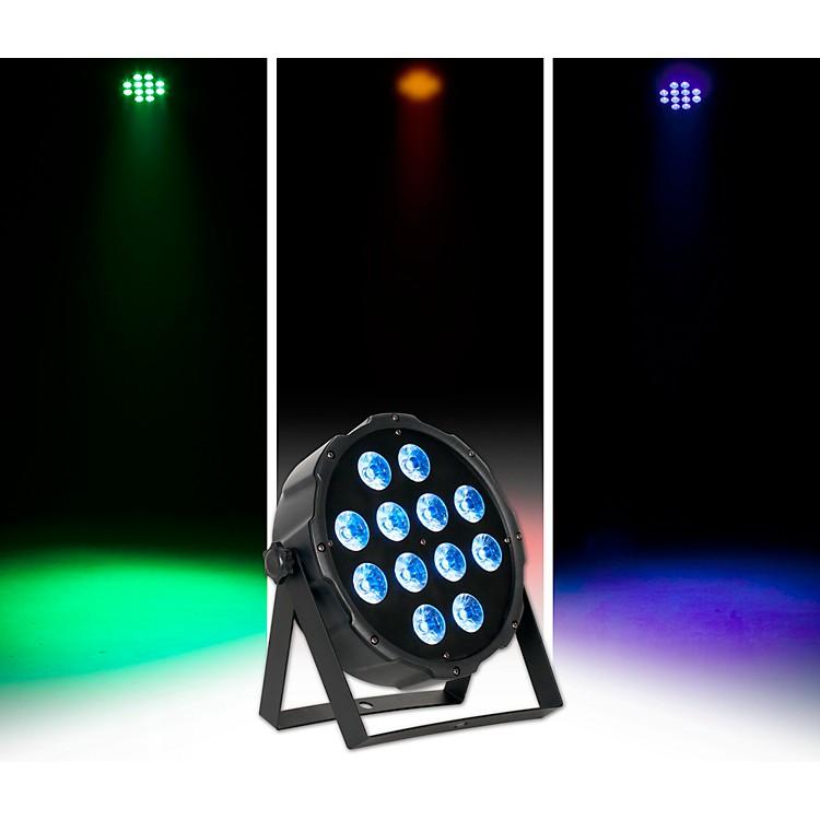 Eliminator LightingLP 12 HEX RGBWA+UV LED PAR Wash Light