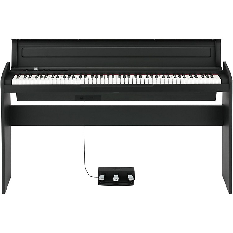 Korg LP180 88 Key Lifestyle Piano Black