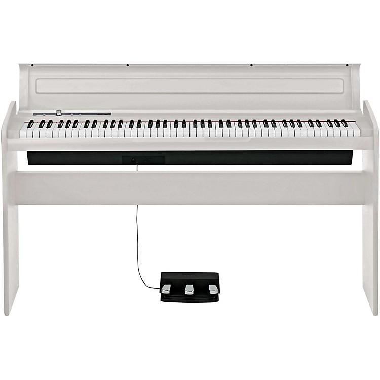 KorgLP180 88 Key Lifestyle PianoWhite