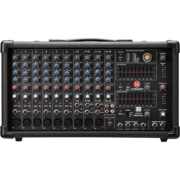 HarbingerLP9800 Powered Mixer