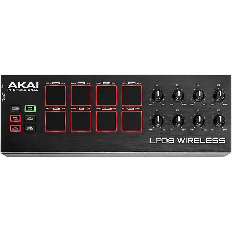 Akai ProfessionalLPD8 Wireless