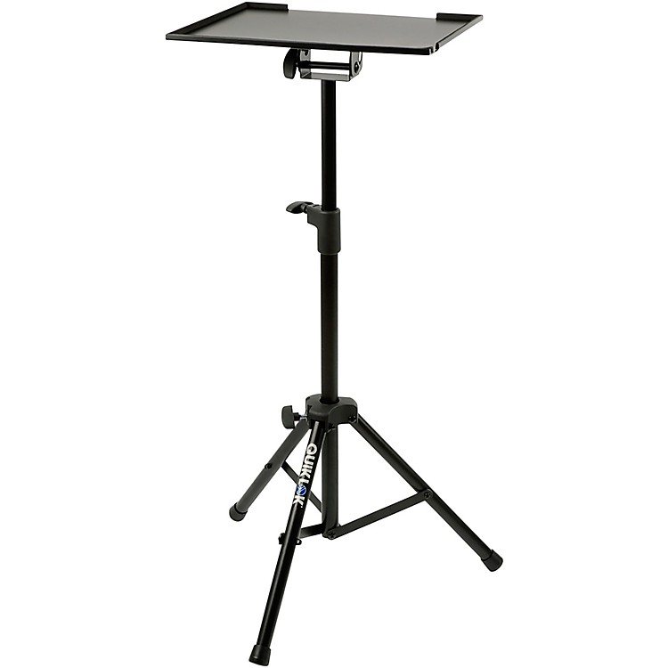 Quik-Lok LPH-001 Laptop/Mixer Stand Black