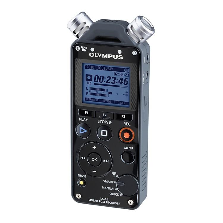 OlympusLS-14 Linear PCM Recorder