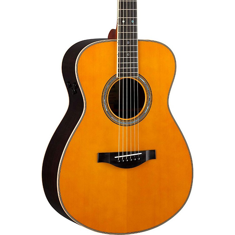 Yamaha Ls Guitar Review