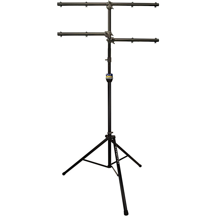 Ultimate Support LT-99B Lighting Stand Package Black