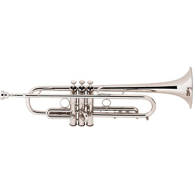BachLT190L1B Stradivarius Commercial Series Bb TrumpetLT190SL1B Silver