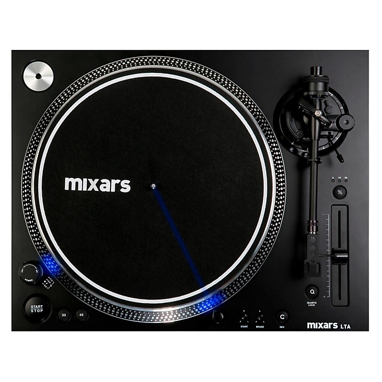 Mixars LTA Direct Drive High Torque Turntable