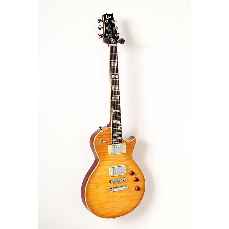 ESPLTD AS-1 Alex Skolnick Electric GuitarLemon Burst, Flame Maple888365851624
