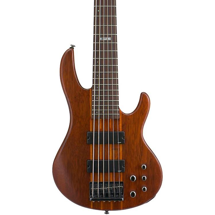 ESPLTD D-6 6-String Bass GuitarSatin Natural