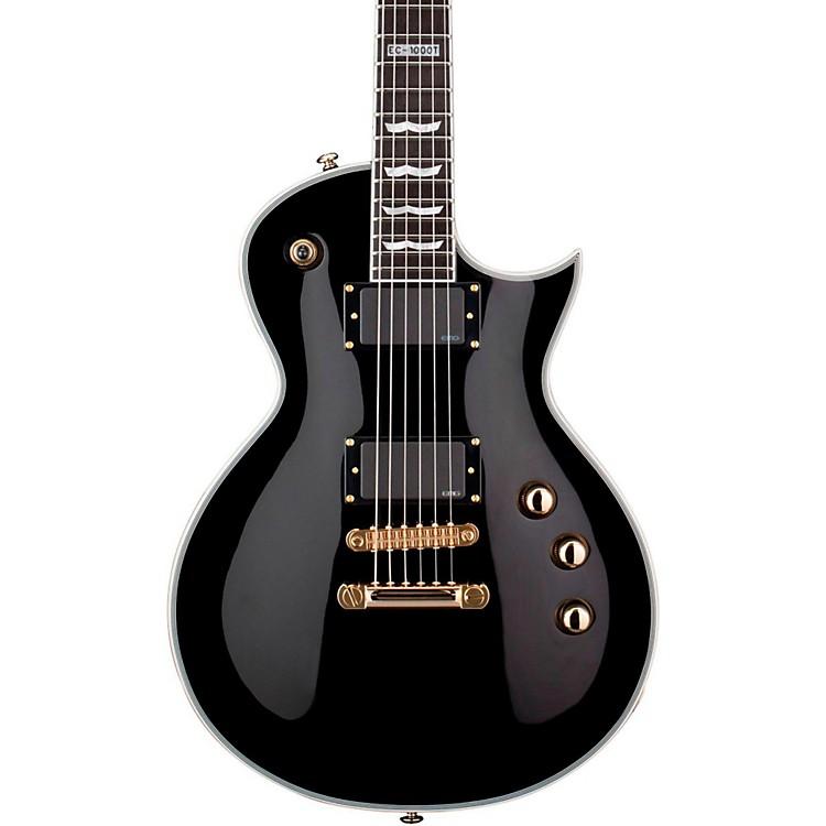 ESPLTD EC-1000T/CTM Traditional Custom Electric GuitarBlack