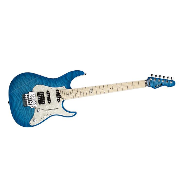 ESPLTD Elite St-1 Duncan Electric GuitarAqua MarineSeymour Duncan