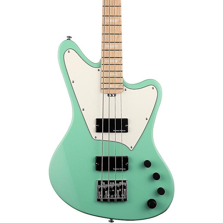 ESPLTD GB-4 BassSea Foam GreenWhite Pickguard