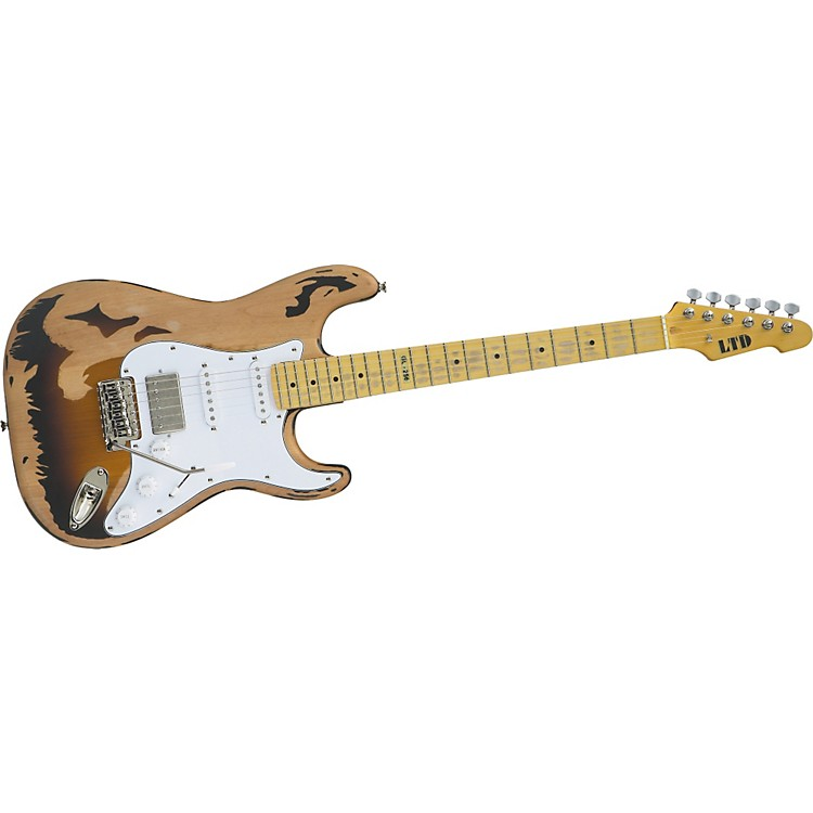 esp ltd gl 256 george lynch signature series electric guitar music123. Black Bedroom Furniture Sets. Home Design Ideas
