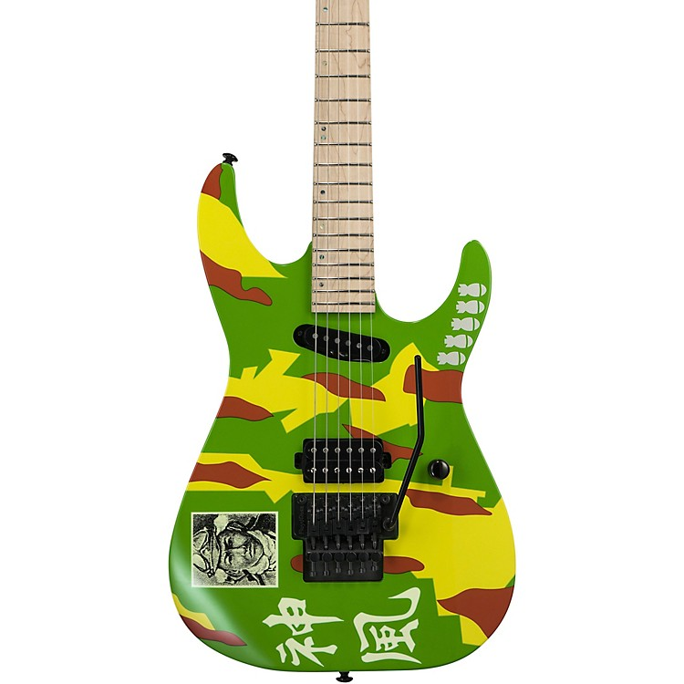 ESP LTD GL-KAMI4 Electric Guitar Graphic
