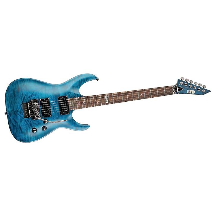 ESPLTD MH-100 Quilted Maple Electric Guitar