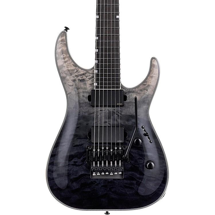 ESPLTD MH-1007QM Electric GuitarBlack Fade