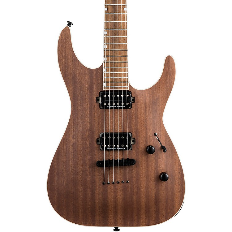ESP LTD MH-400NT M Electric Guitar Natural Satin