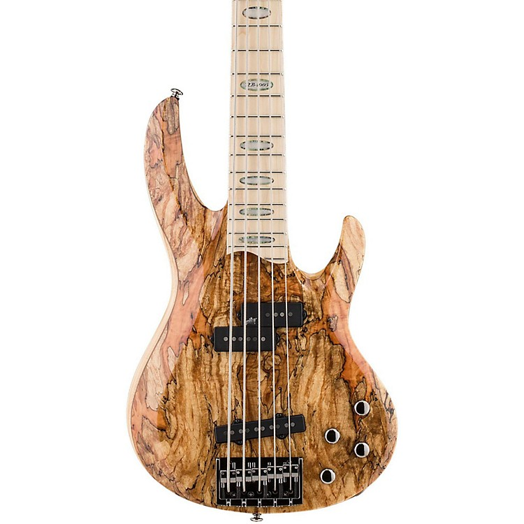 ESP LTD RB-1005 5 String Electric Bass Guitar Natural