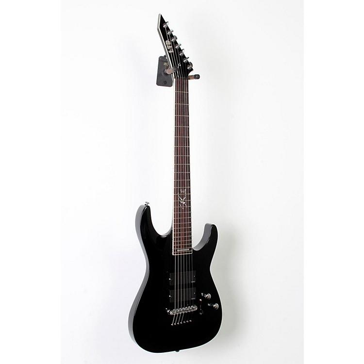 ESPLTD SC-607B 7-String Baritone Electric GuitarBlack888365810836