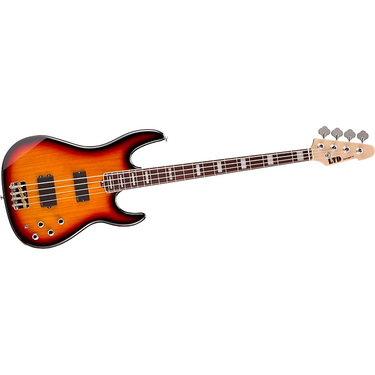 ESP LTD Surveyor-4 Electric Bass Guitar