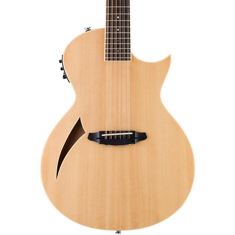 ESPLTD TL-12 Thinline 12-String Acoustic-Electric GuitarNatural