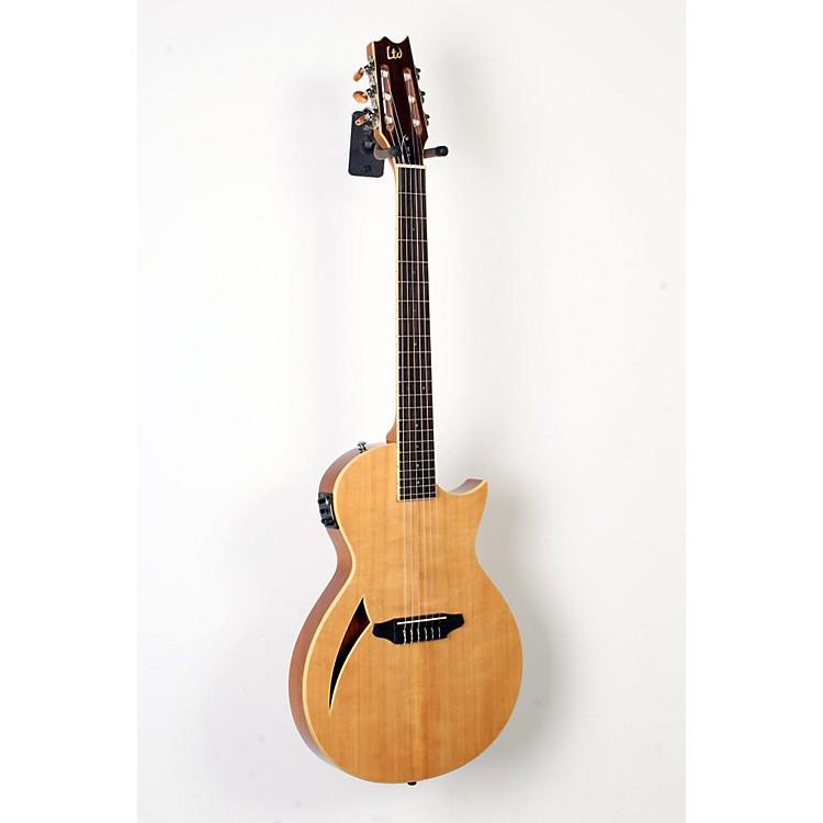 ESPLTD TL-6N Thinline Nylon String Acoustic-Electric GuitarNatural888365894348