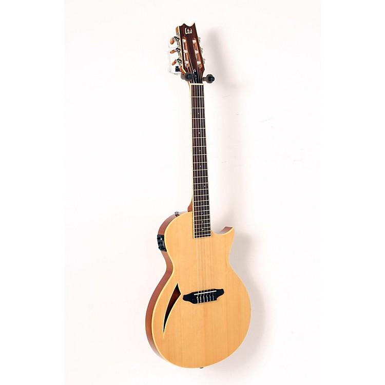 ESPLTD TL-6N Thinline Nylon String Acoustic-Electric GuitarNatural888365916736