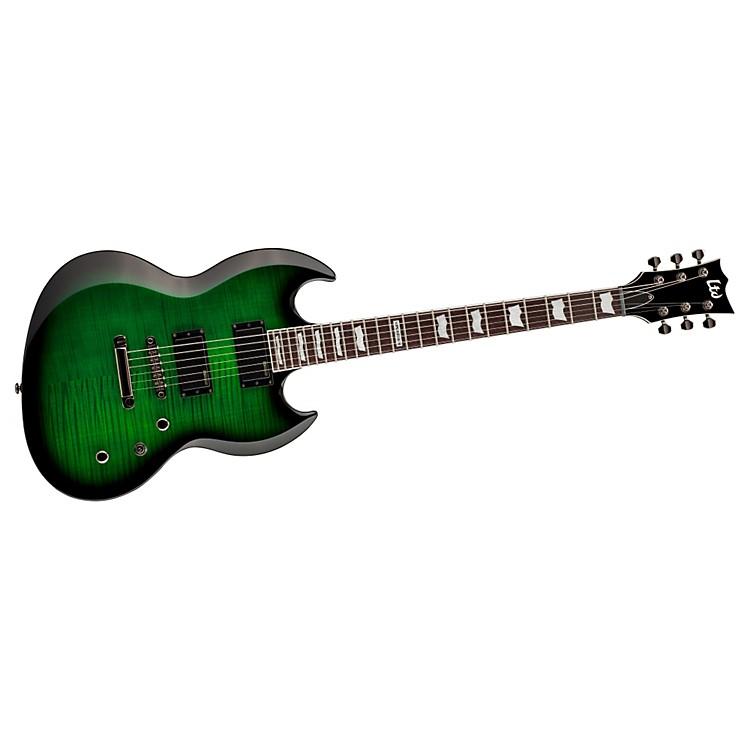 ESPLTD VIPER-330 Flame Maple Top Electric Guitar