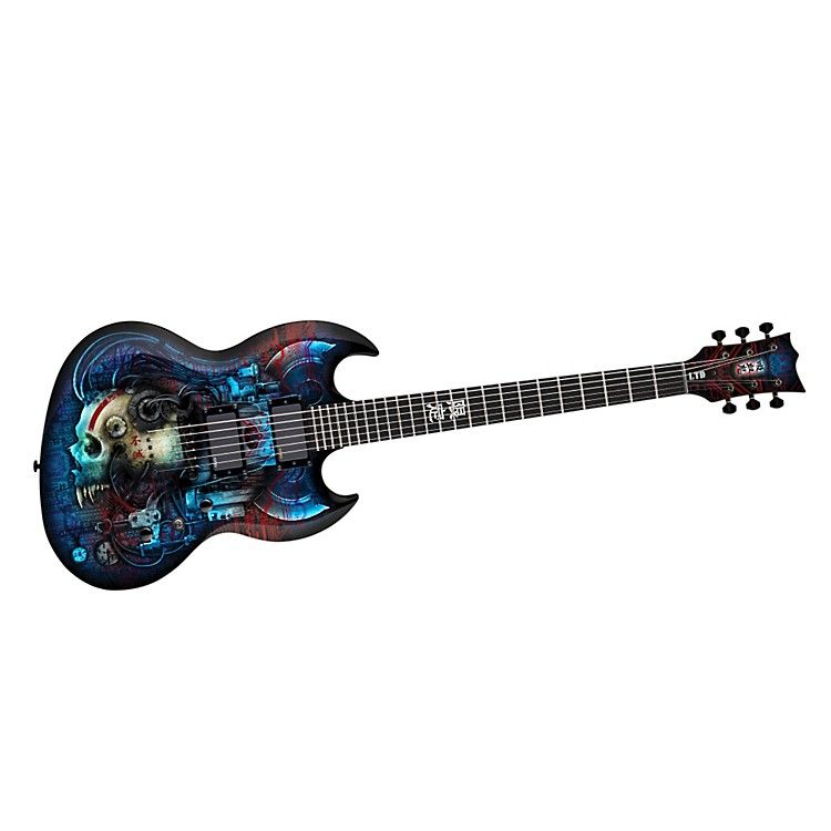 ESPLTD VIPER Vampire Bio Tech Electric Guitar