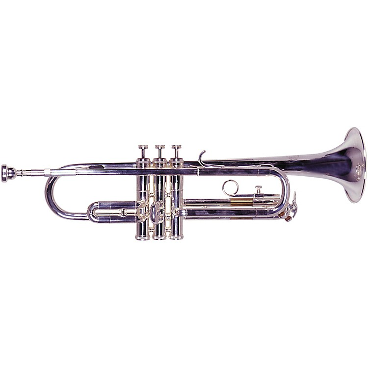 LaurenLTR110 Series Student Bb TrumpetSilver plated