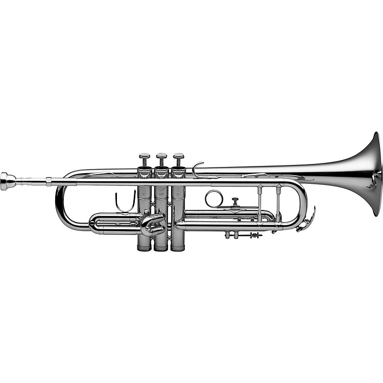 LevanteLV-TR4201 Bb Intermediate Trumpet - Silver PlatedSilver plated