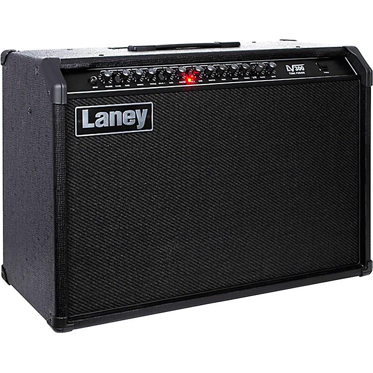 LaneyLV300T 120W 2x12 Tube Hybrid Guitar Combo AmpBlack
