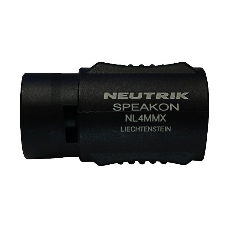 LivewireLWNL4MMX Neutrik NL4MMX Speakon Coupler (PR)
