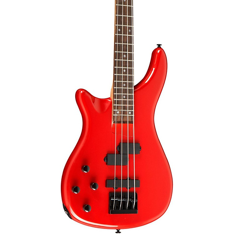 RogueLX200BL Left-Handed Series III Electric Bass GuitarCandy Apple Red
