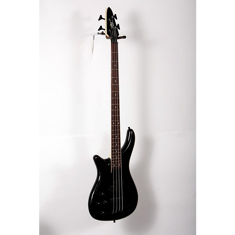 Rogue LX200BL Left-Handed Series III Electric Bass Guitar Pearl Black 888365917429