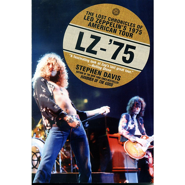 Alfred LZ-'75: Led Zeppelin Tour Book