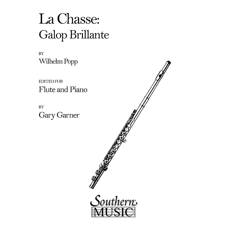 SouthernLa Chasse Galop Brillante (Flute) Concert Band Level 4 Arranged by Gary Garner