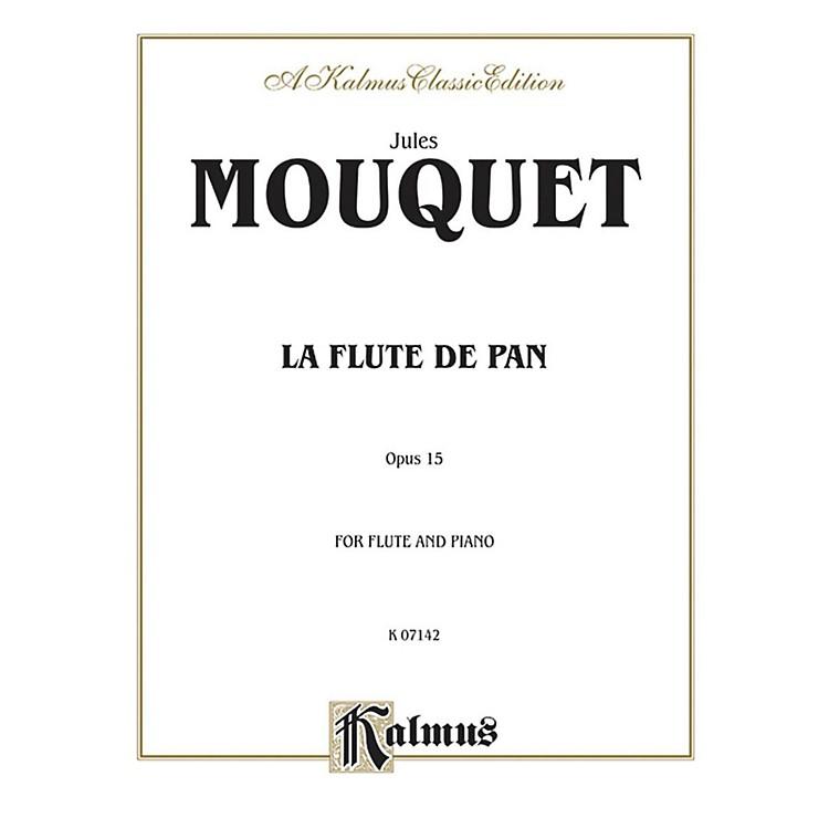 AlfredLa Flute de Pan Op. 15 for Flute By Jules Mouquet Book