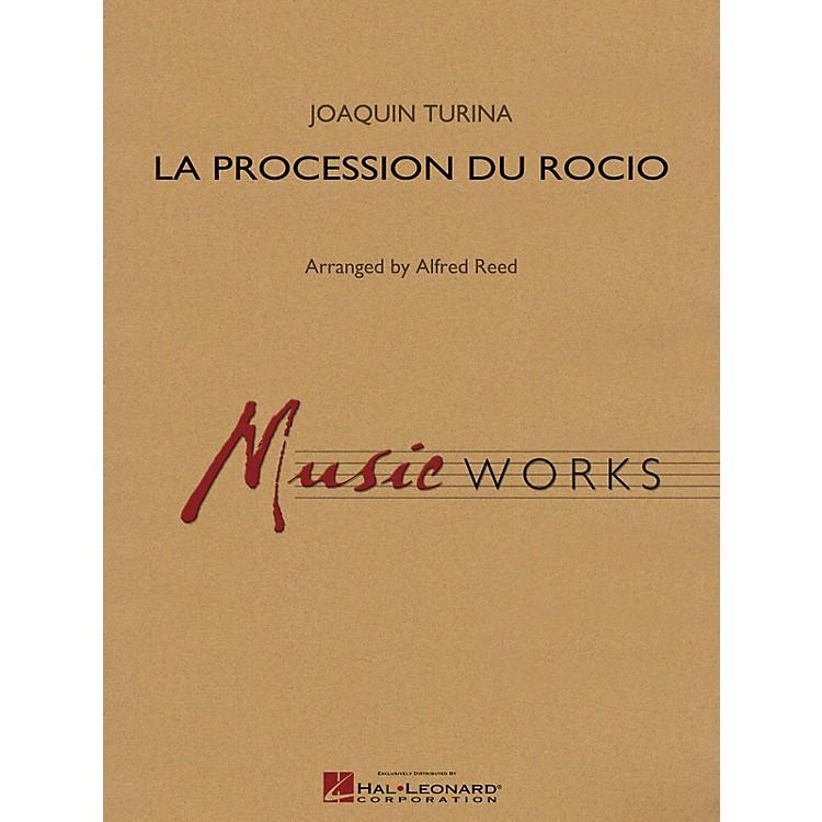 Hal LeonardLa Procession du Rocio Concert Band Level 5 Composed by Joaquín Turina